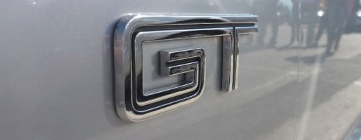 GT letters